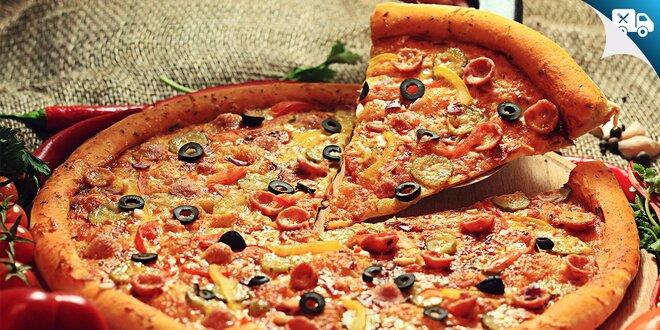 Donáška pizze Tutto Bene