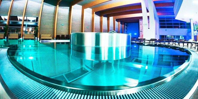 Luxusný jesenný pobyt so vstupom do nového aquaparku