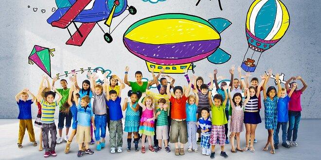 SÚŤAŽ! Oslavujte so Zľavomatom Medzinárodný deň detí a hľadajte odpoveď!
