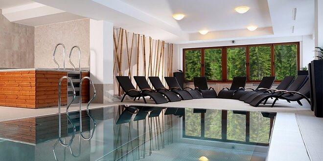 Exkluzívny letný wellness pobyt v luxusnom hoteli FIS Jasná