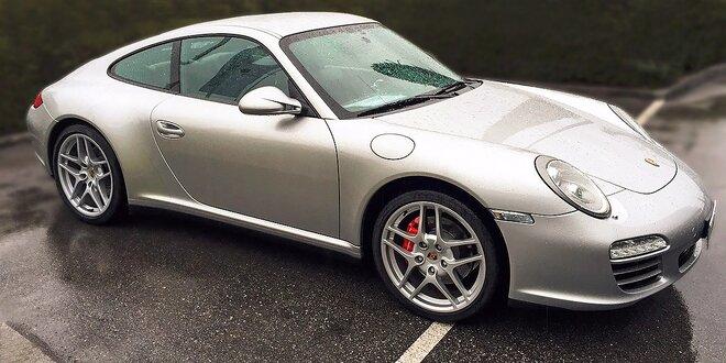 Jazda na Porsche 911 Carrera 4S