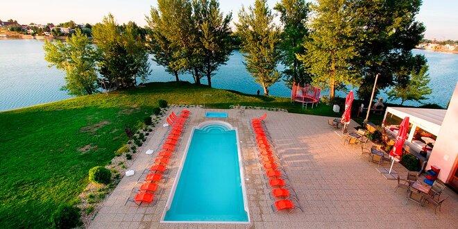 Rodinná dovolenka na seneckých jazerách aj počas letných prázdnin