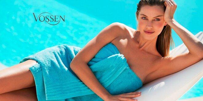 Luxusné rakúske uteráky a osušky Vossen