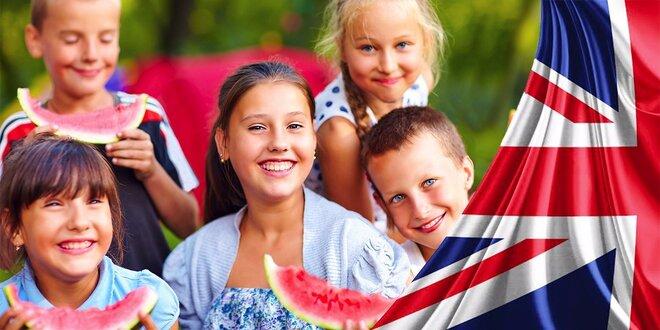 5-dňový anglický DENNÝ tábor pre deti