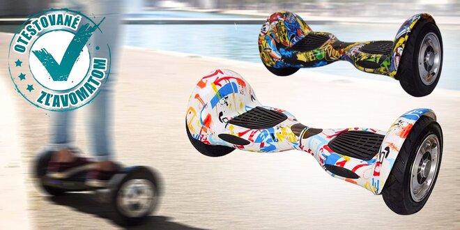 Opäť máme Hoverboard! Super cena iba na Zľavomate!