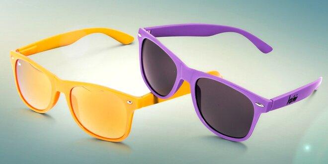 Moderné slnečné okuliare Wayfarer od českej značky Kašmir