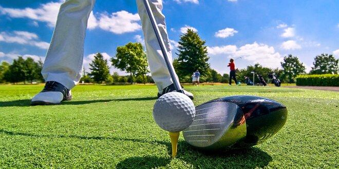 Vstup na golfové odpalisko Golfovej akadémie Valča s možnosťou bezplatného…