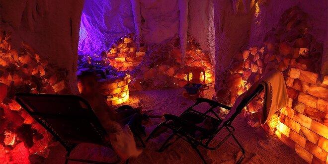 Soľná jaskyňa ako liek pre alergikov