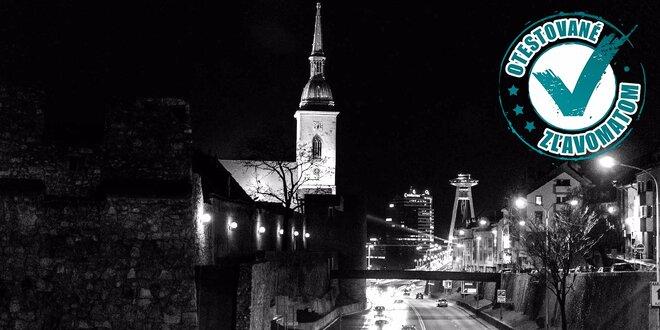 Escape hra v bratislavských uliciach, akú ste ešte nezažili!