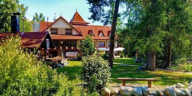 Jesenná dovolenka s privátnym wellness vo Vysokých Tatrách
