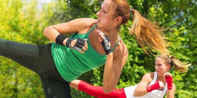 Vstup na cvičenie fitbox alebo výhodná permanentka na 5 vstupov