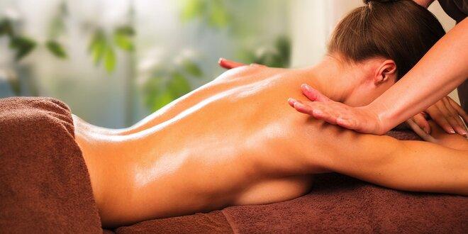 Masáž chrbta, reflexná masáž chodidiel, celotelová masáž, peelingová celotelová…