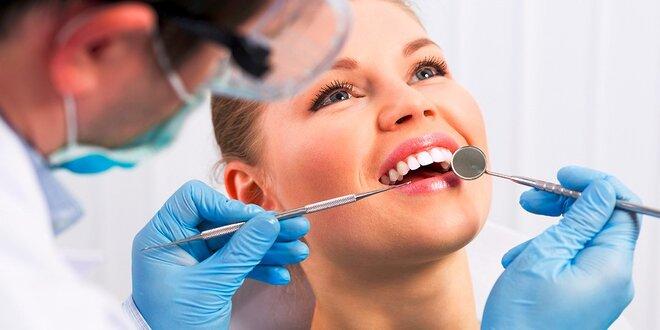 Dentálna hygiena, bielenie zubov či konzultácia o modernom ošetrení chrupu…