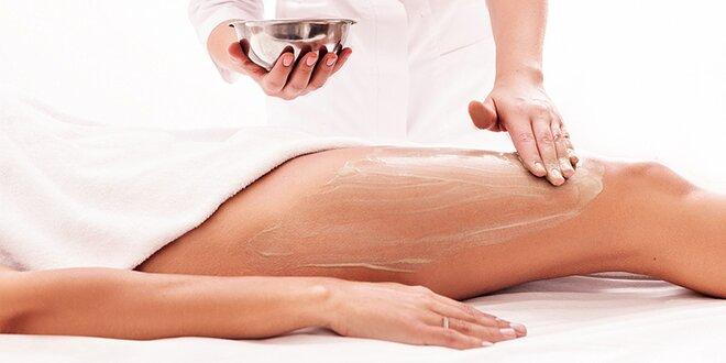 Anticelulitídna masáž so škoricovým zábalom alebo klasická masáž chrbta