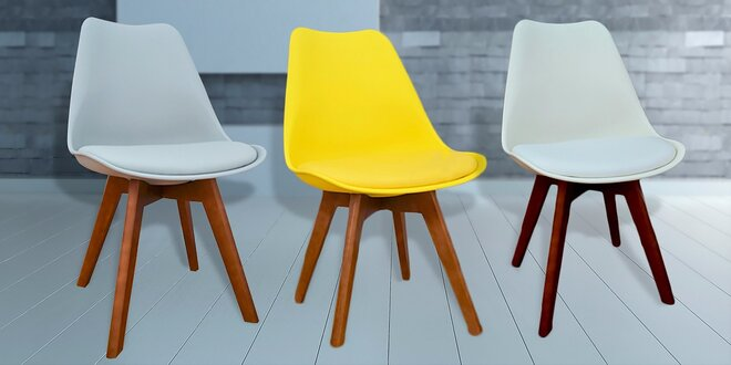 Dizajnové stoličky Oliver