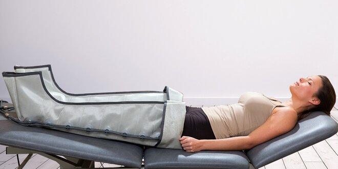 Stop únave a celulitíde! 45 minútová lymfodrenáž alebo výhodná permanentka