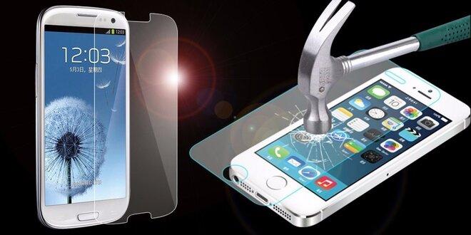 Prémiové tvrdené sklo na ochranu displeja pre TOP 50 mobilov