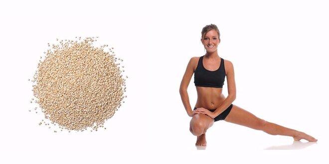 Vyskúšajte superpotraviny! Ľanové či konopné semienka i quinoa biela