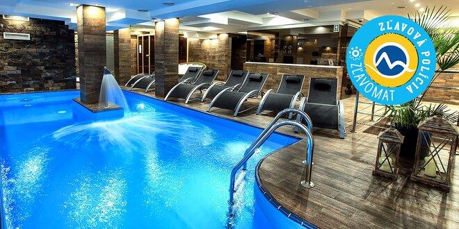 Nádherný pobyt v hoteli PIERIS*** so vstupom do luxusného wellness v Grandhoteli Permon**** - Už aj 1-nocové varianty počas víkendu!