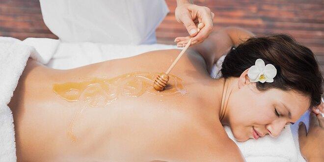 Medová masáž alebo bankovanie, klasická masáž s chladivým zábalom alebo peeling…