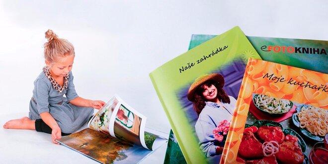 Fotokniha plná vašich spomienok