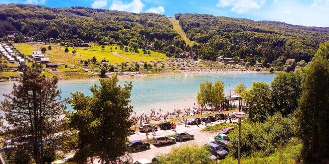 Letná dovolenka na brehu Domaše len 30m od pláže s privátnym wellness…