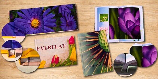 Kvalitné fotoknihy vo formáte podľa výberu