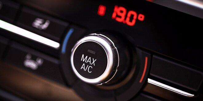 Dezinfekcia klimatizácie a kabíny vozidla ozónom alebo DELPHI diagnostika
