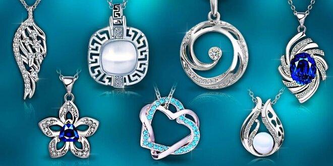 Veľký výber šperkov s kryštálmi Swarovski Elements