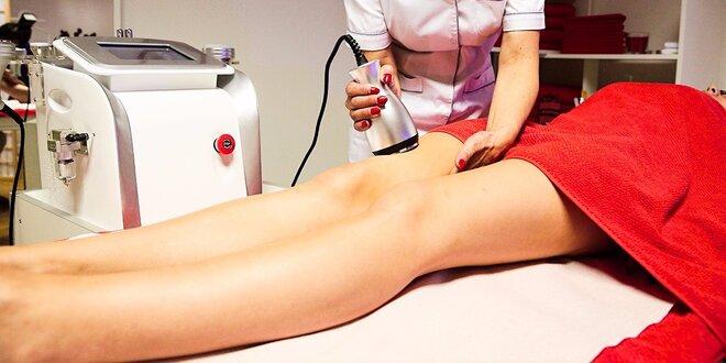 Rádiofrekvenčné ošetrenie tela či tváre pre hladšiu pokožku