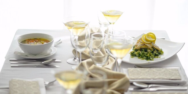 Slávnostné 3-chodové menu v Maranello Ristorante