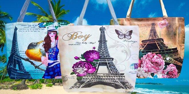Štýlové tašky s originálnou potlačou! Do mesta i na pláž!