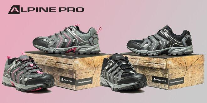 Kvalitná pánska alebo dámska outdoorová obuv od obľúbenej značky Alpine Pro