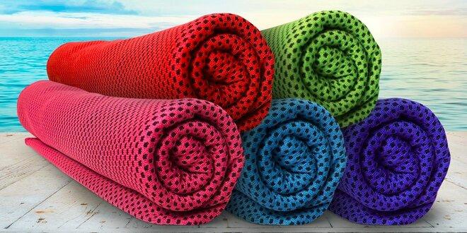 Chladiace uteráky Haven: Osviežte sa pri športe aj počas leňošenie na slnku