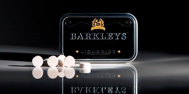 6 balení kultových amerických bonbónov Barkleys mints