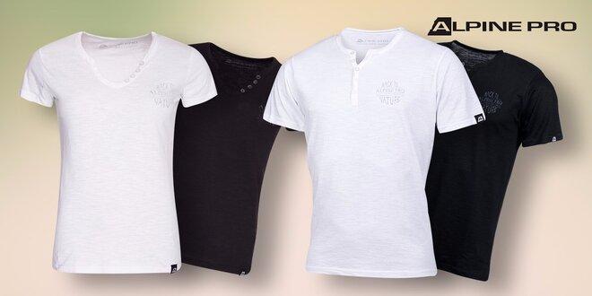 Dámske a pánske tričká Alpine Pro
