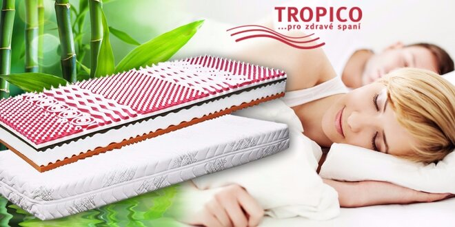 Matrace Tropico Kokos Rainbow® - odoslanie do 3 dní po obdržaní platby…