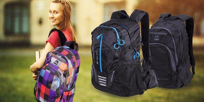 Spoľahlivé batohy Alpine Pro