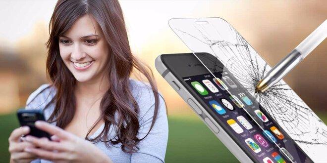 Tvrdené sklo pre váš iPhone!