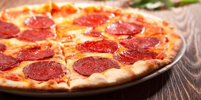 Pizza podľa vlastného výberu (až 17 druhov) v Casa Cuba