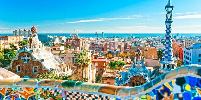 To najlepšie z Barcelony, letecký 4-dňový poznávací zájazd