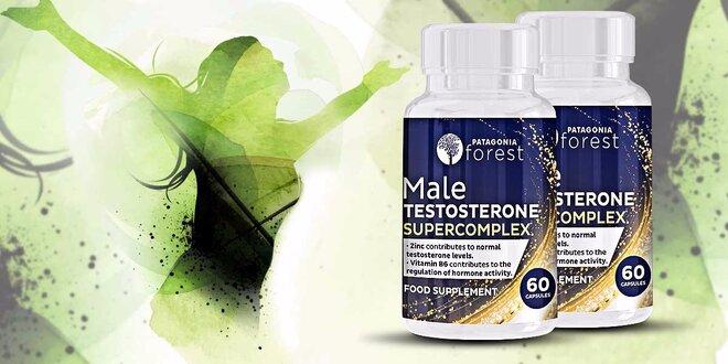 Testosterónový superkomplex - obnovte znova svoju stratenú silu, vitalitu a…