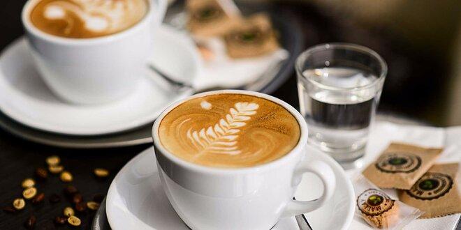 Kofeínová vzpruha vo VEA CAFFÉ & BAR v Eurovea