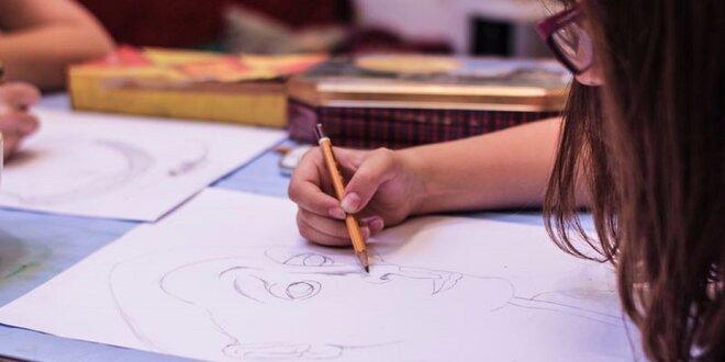 Kreatívne umelecké workshopy. Máte talent? Zistite to!