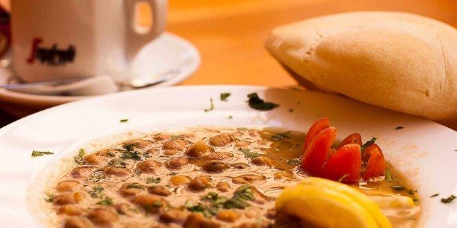 Raňajky s kávičkou - aj netradičná arabská verzia!