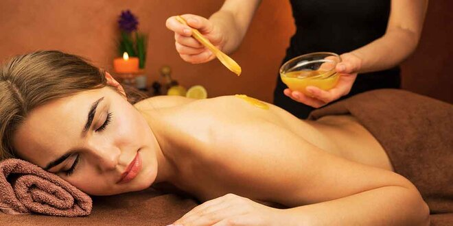 Klasická masáž, medová detoxikačná alebo klasická aj s bankovaním