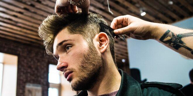 Kompletný strih pre pánov, dámy alebo Pro Fiber vlasová kúra
