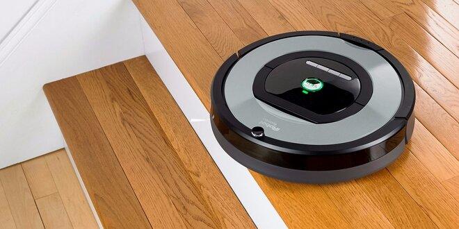 Robotický vysávač iRobot® Roomba® 774 s najlepším vysávacím výkonom na trhu