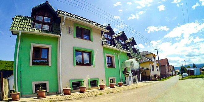 Pobyt až na 4 dni v Slovenskom raji vo Ville Mediasi, možnosť kúpania v Termal…
