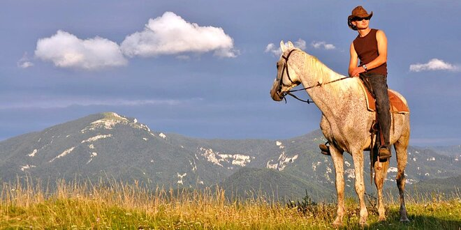 Doprajte si relax v nádhernej prírode, v pokoji a pohode na Ranchi Amadeus…